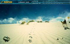 desert - wallpaper pack by manlikemark.deviantart.com on @deviantART