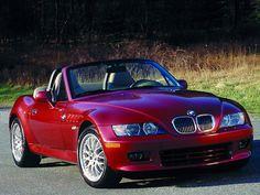 Tapety autá - BMW Z3