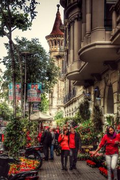 L'Eixample - Barcelona by jose63. #Barcelona #Catalonia/Catalunya #Europe
