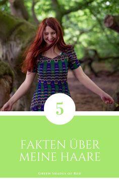 Haarbande: 5 Fakten über meine langen Haare // Naturkosmetik Blog Shades Of Red, Blog, Beauty, German, Posts, My Hair, Blondes, Organic Beauty, Long Hair