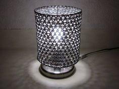 Hvordan laver Unique Lampshade fra Soda kan pop Tabs