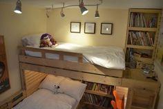Roman, Milo & Luca's Bedroom of Nooks Room Tour | Apartment Therapy
