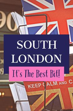 South London. Why it's the best part of London British Isles Travel, European Travel, Travel With Kids, Family Travel, London Tips, Things To Do In London, South London, School Holidays, Scotland Travel