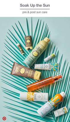 So winter happened. But you thawed, you conquered and now you've earned your spring and summer rays. Protect yourself from hair to toe with the latest sun care from Sun Bum, Fekkai, and Bare Republic by Coola. Then when your play-day's over, cool down with a soothing recovery spray.