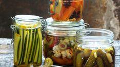 Nechte se zlákat nezvyklými recepty na nakládanou zeleninu! Pickles, Cucumber, Nova, Pickle, Zucchini, Pickling