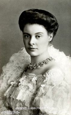 Crown Princess Cecilie of Prussia, 1900s