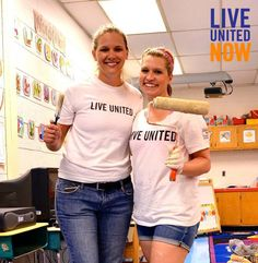 LIVE UNITED NOW Blog: Top five reasons why employee volunteer programs work