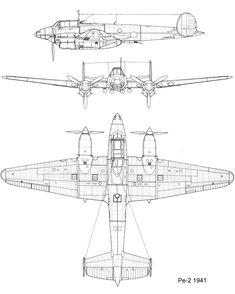 bombardero medio sovietico