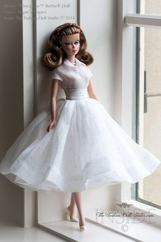 Inside the Fashion Doll Studio | Barbie for big girls.