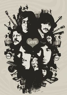 A conceptual piece for the beatles brand, may get made, may not i shall wait and see! the Beatles The Beatles Live, Les Beatles, Beatles Art, John Lennon Beatles, Jhon Lennon, Beatles Photos, Fotos Hd 4k, Poster Dos Beatles, Mundo Hippie