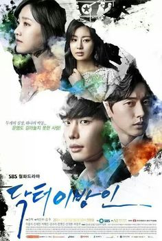 Doctor Stranger - New K-Drama. So far, definitely not a disappointment. :)