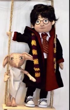 Harry + Dobby Dobby, Ronald Mcdonald, Disney Characters, Fictional Characters, Harry Potter, Disney Princess, Fantasy Characters, Disney Princesses, Disney Princes