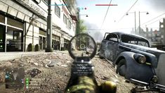 Operation Underground takes place in a war-ridden German city environment where you'll battle for control both above and below ground. Battlefield Games, Epic Art, News, City, Cities