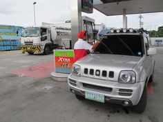 Blessings Always Be for Suzuki Jimny @ Petron a real fuel saver!