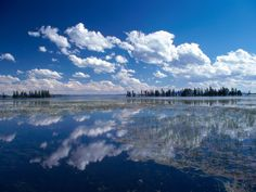 Yellowstone Lake is a place where millions go seeking solitude and silence. Well, not quite! Some visitors to the Lake area have experienced remarkable celestial sounds of unknown and unexplained origin. And nobody wants to talk about it!