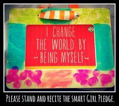 Smart Girl Pledge