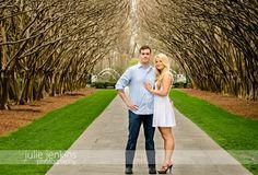 Aaron & Alisa ~ Engagement Session ~ Dallas Arboretum — Julie Jenkins Photography ~ Rockwall & Dallas Portrait Photographer ~ SENIORS ~ Children ~ Families ~ Wedding Photography