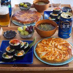 藍色パッケージが印象的な金麦と愉しむ「#藍のある食卓」。 金麦スタイルでは金麦と一緒に愉しみたい食の情報がいっぱい! 季節に合わせて食の愉しみ方が更新される金麦スタイルをチェックしてみませんか? Japanese Food, Homemaking, Side Dishes, Lunch Box, Food And Drink, Savoury Recipes, Meals, Dinner, Meal Ideas