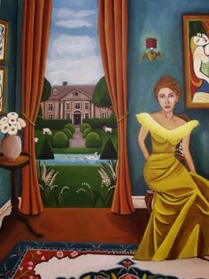 An Artful Eye-New Painting, painting by artist Catherine Nolin