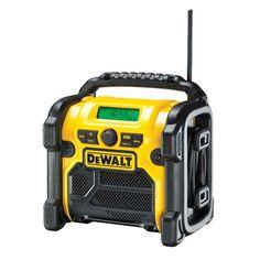 DeWALT Radio DCR019 med FM/AM 10,8 -18V XR (slide In)