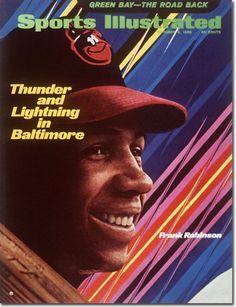 April 10, 1961 Jackie Brandt Baltimore Orioles Sports ...