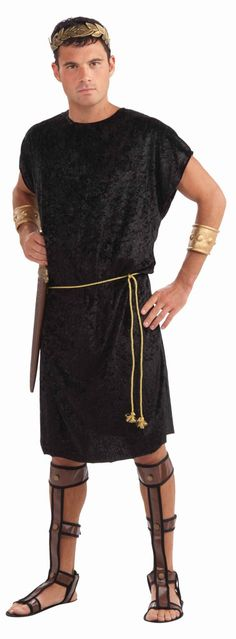 Roman Costumes Men's Roman Tunic Costume