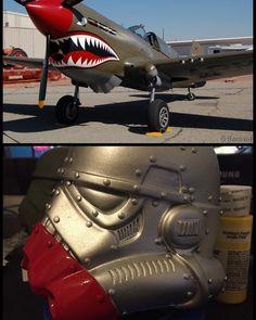 """Shark tooth"" #stormtrooper mini helmet. #customvinyl #custom #starwars #sharktooth #warhawks"