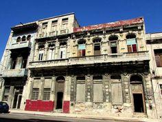 La vieja Habana (Cuba)