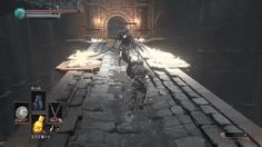 You can never be too careful in Dark Souls III.  Source: https://www.reddit.com/r/gaming/comments/4ci50i/you_can_never_be_too_careful_on_dark_souls_iii/  #Gaming #VideoGames #Funny