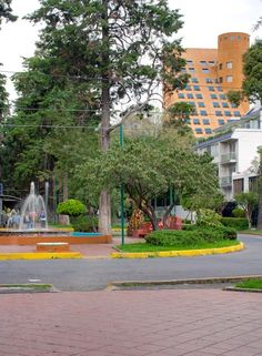 Horacio Street in Mexico City. MEXICO.
