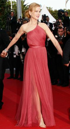 Nicole Kidman in Lanvin gown in Cannes at The Paperboy premiere ... seen in March 2013 InStyle