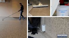 Unlike an epoxy garage floor coating, a polyaspartic coating like Floortex™ can be applied year-round. This is just one of its many advantages over epoxies.