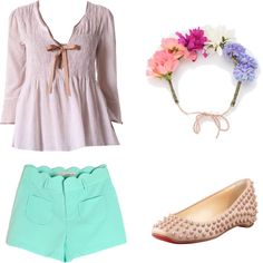 cutiepiemarzia Inspired Look #45, created by frogchickk on Polyvore