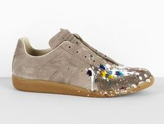 i want these minus the paint splatter.