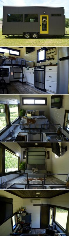 A tiny house available for sale in Arkansas