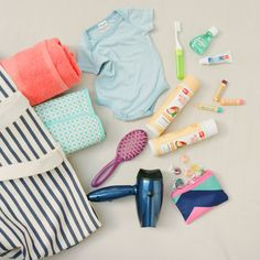 Checklist: Packing a Hospital Bag - Here's the only list you'll need for the essentials you need to pack before heading to the hospital. For more on Pregnancy, go to TheBump.com.