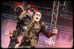 Cradle of Filth au Hellfest 2015 (vendredi)