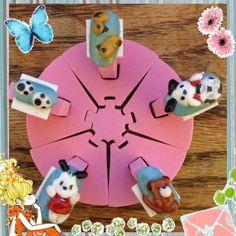 3D Nail Designs, Acrylic Nails, Deco Den Nails, Hello Kitty Nails,   #3dnails, #3dnailart, #3dnaildesign, #acrylicnails, #pochacco