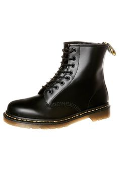 Dr. Martens 1460.  No Berliner can live without a pair of these classic grunge boots.