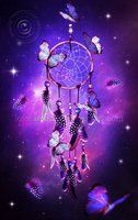 Catching-Dreams by EnchantedWhispersArt       Want this as a Tattoo <3