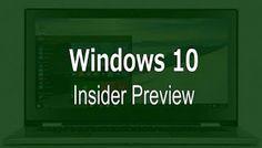 UNIVERSO NOKIA: Microsoft Lancia la Build 10130 di Windows 10 Prev...