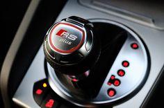 Audi TT RS Plus inside