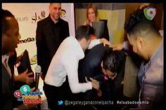 Prince Royce Y El Pacha Se Entran En Una Entrevista #Video
