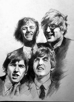 The Beatles by cipta