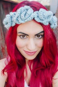 These Feminine Headbands are Colorful and Easy-to-Make #coachella #diy trendhunter.com