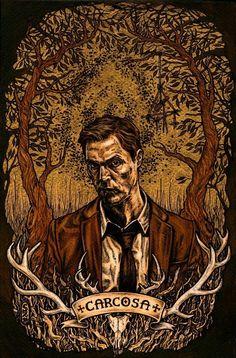 BROTHERTEDD.COM Cinema Movies, Film Movie, Polish Movie Posters, Art Posters, True Detective Season 1, Minimal Movie Posters, Deathstroke, Por Tv, Matthew Mcconaughey