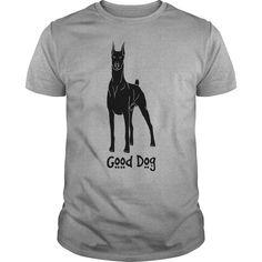 Doberman Pinscher  Good Dog