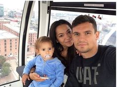 awesome Liverpool footballer Dejan Lovren discovers his wife is having an affair with forestry worker Liverpool and Croatian defender Dejan Lovren (pictured left with his wife) missed the Euro 2016 tournament after he found out his wife and mother of h. Dejan Lovren, Having An Affair, Croatia, Liverpool, Soccer, Football, Euro, Awesome, Futbol