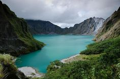 Philippines - Mont Pinatubo | Flickr - Photo Sharing!