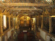 iglesia san pedro apostol en andahuaylillas cusco 4